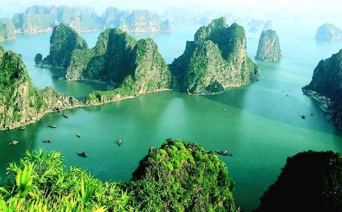 El turismo en Vietnam: ciudades, clima, atracciones
